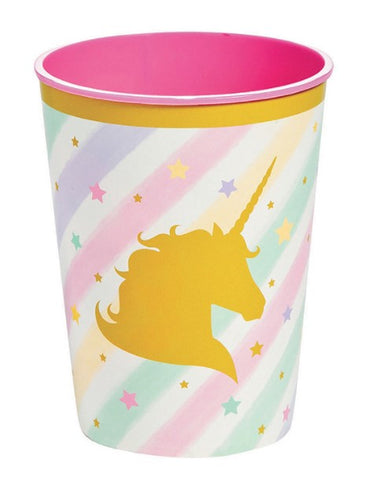 Sparkle Unicorn Favor Cup 16oz | 1ct