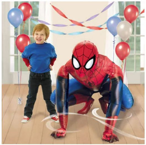 Spiderman Airwalker Balloon | 1ct