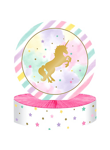 Sparkle Unicorn Centerpiece | 1ct