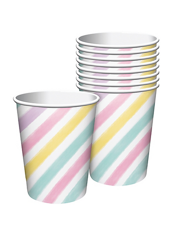 Sparkle Unicorn Paper Cups 9oz | 8ct