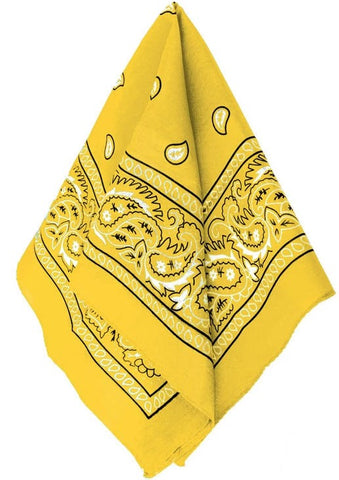 Yellow Bandana | 1ct