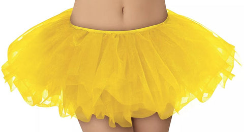 Yellow Tutu | Adult