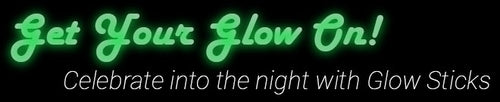 Let Your Summer Glow With Glow Sticks
