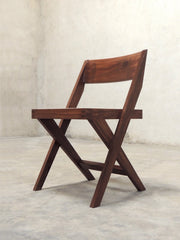 jeanneret library chair