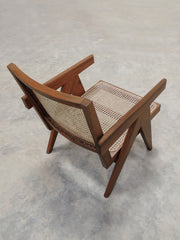 Easy Armchair - Natural Teak finish