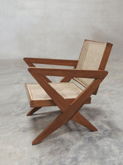 Cross Easy Chair
