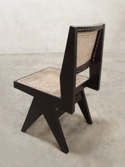 Pierre Jeanneret Black chair
