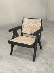 Easy Armchair - Black Finish
