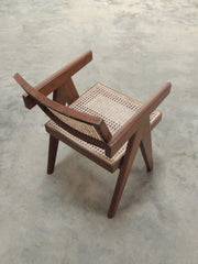 Pierre Jeanneret Office Arm chair by Phantom Hands