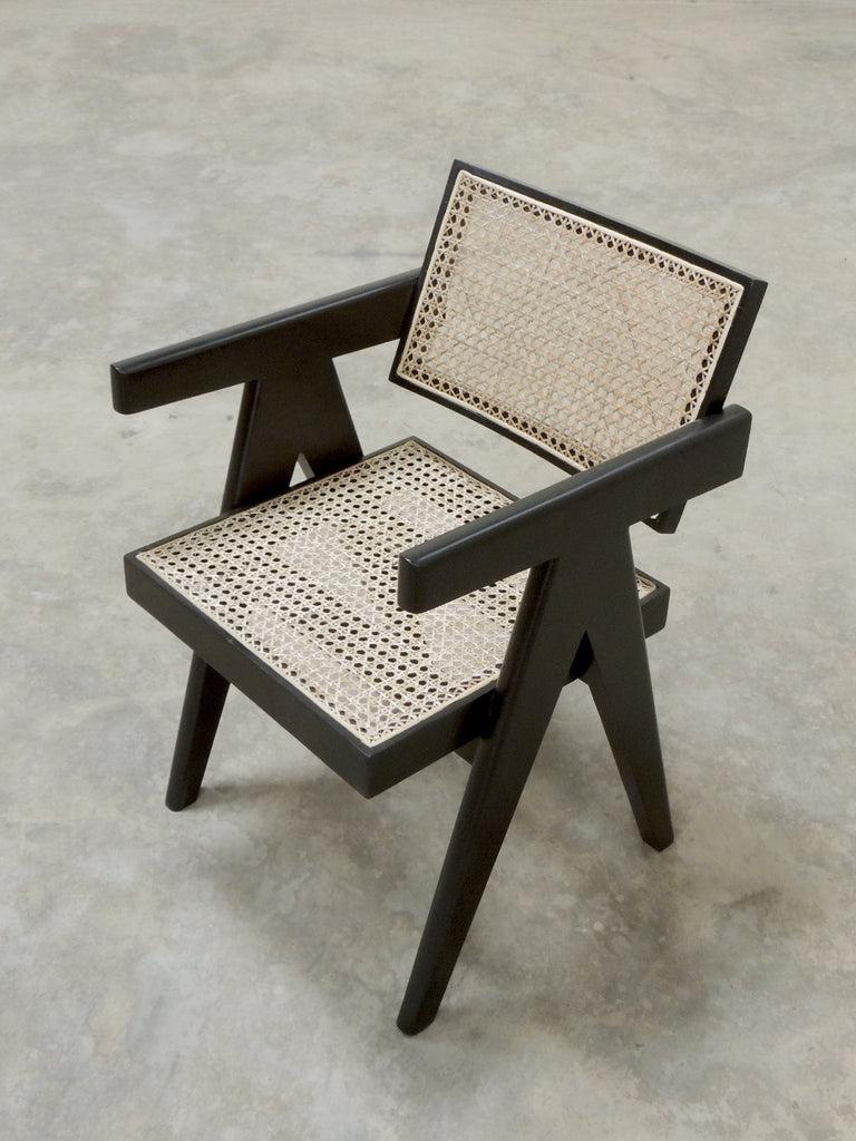 Le Corbusier office chair for chandigarh