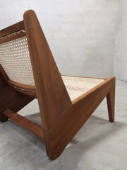 Armless Lounge Chair (Kangaroo Chair)