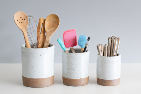 Utensil Crock Collection