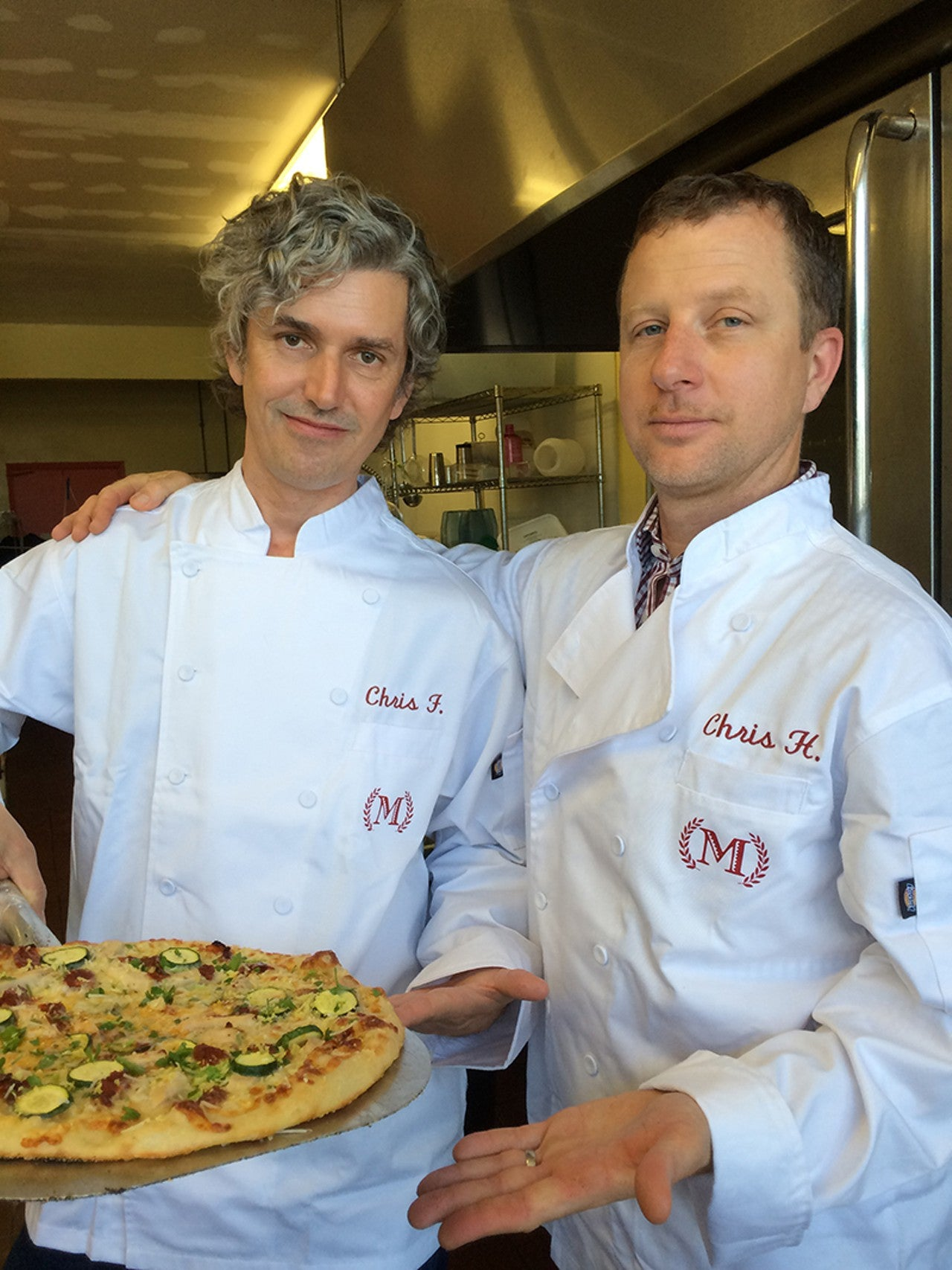Two Longtime Pizza Drivers Launch Delivery Service for Half-Baked Pizzas