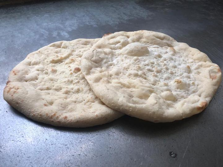 Two Partial-Bake Crusts
