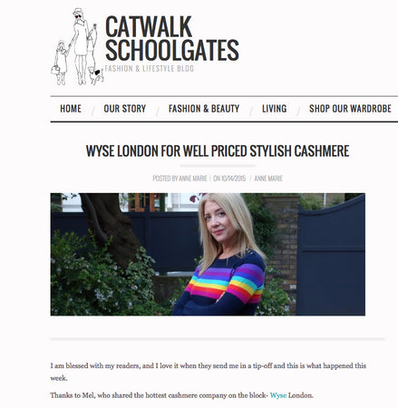 Catwalk School Gates