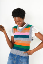 DB x Wyse Stripe Tank - Multi
