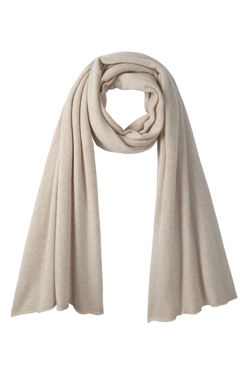 Mathilde Scarf - Taupe