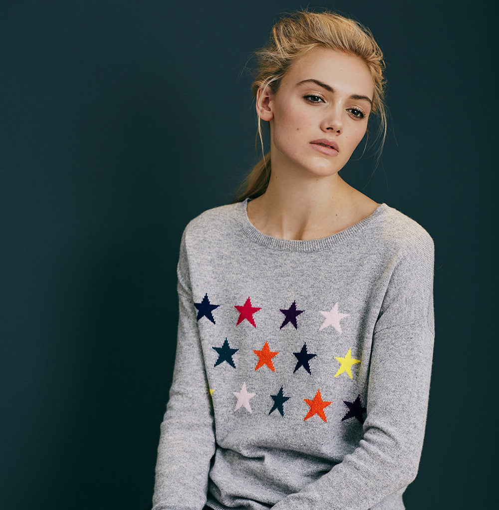 Small Star Sweater