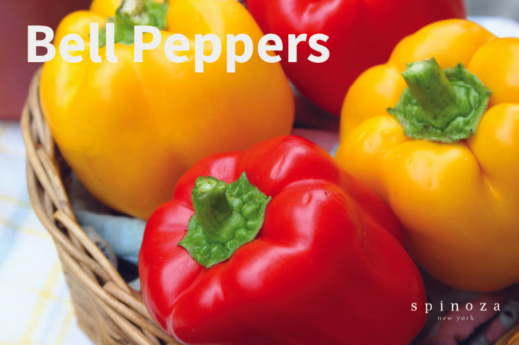 Photo of bell peppers a healthy eye food