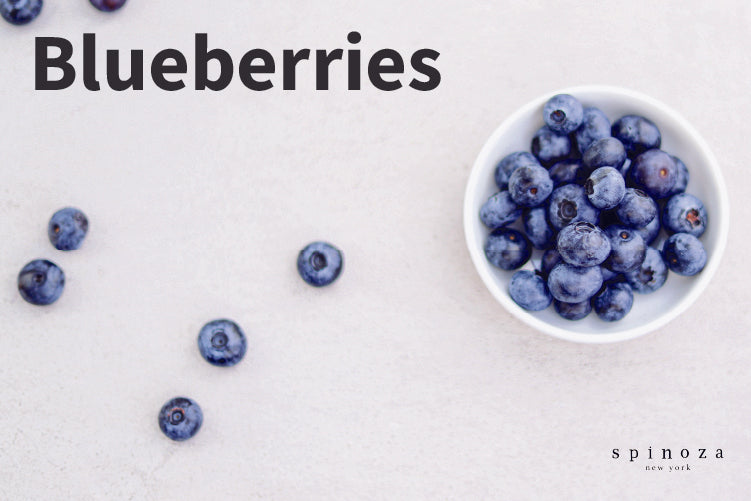 Photo of blueberries a healthy eye food