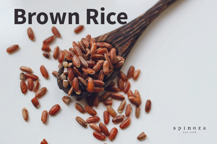 Photo of brown rice a healthy eye food