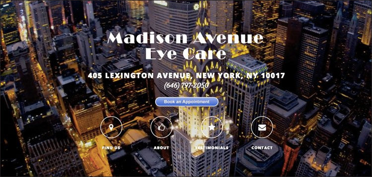 Madison Eyecare New York