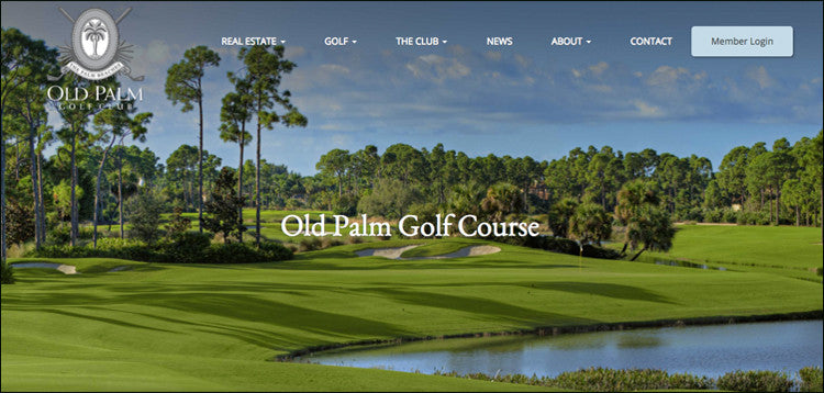 Old Palm GC Palm Beach