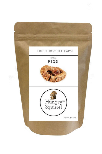 Dried Figs : 250 gms - HungrySquirrel