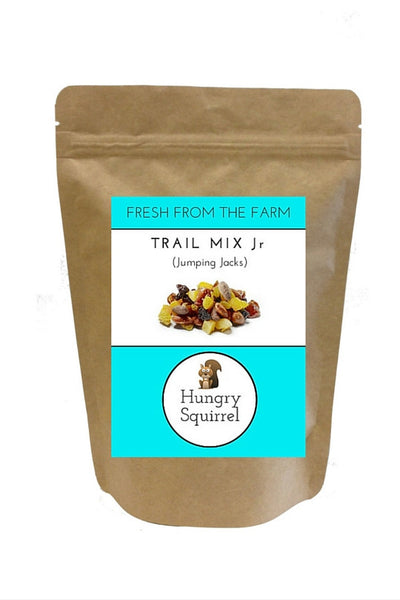 Jumping Jacks Trail Mix : 50 gms - HungrySquirrel