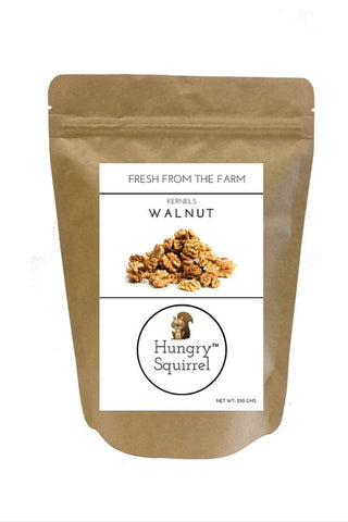 Walnuts- Kernals : 250 gms - HungrySquirrel