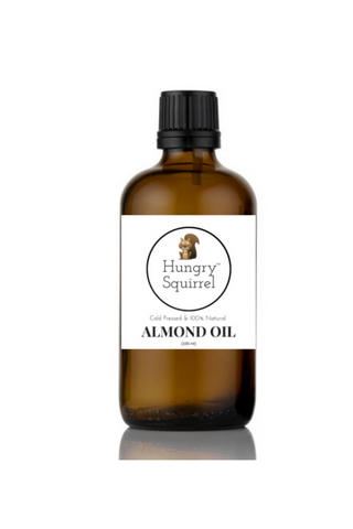 Sweet Almond Oil - HungrySquirrel