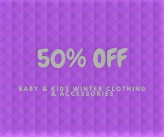 Baby & Kids Winter Clothing Sale