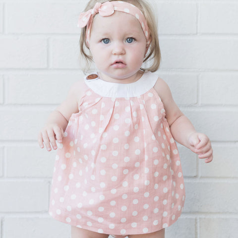 Baby Girls Summer Clothing