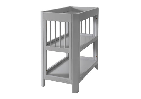 Grey Baby Change Table Troll Sun Soft Grey
