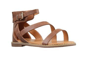 Girls Youth Bellissimo Marcia Tan Sandal