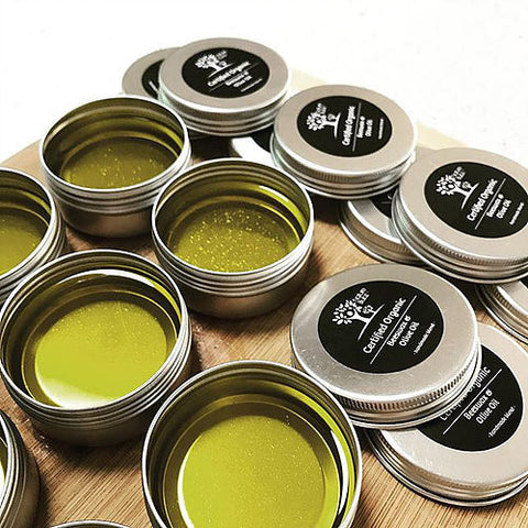 Nature Bubz Organic Beeswax & Olive Oil Balm