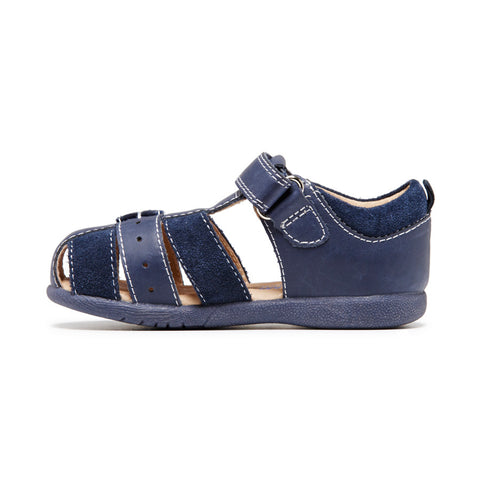 Boys Sandals - Stanley - Navy