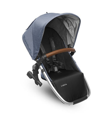 UPPAbaby Vista 2017 Rumble Seat Henry with Leather