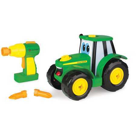 John Deere Build A Johnny Tractor Toy