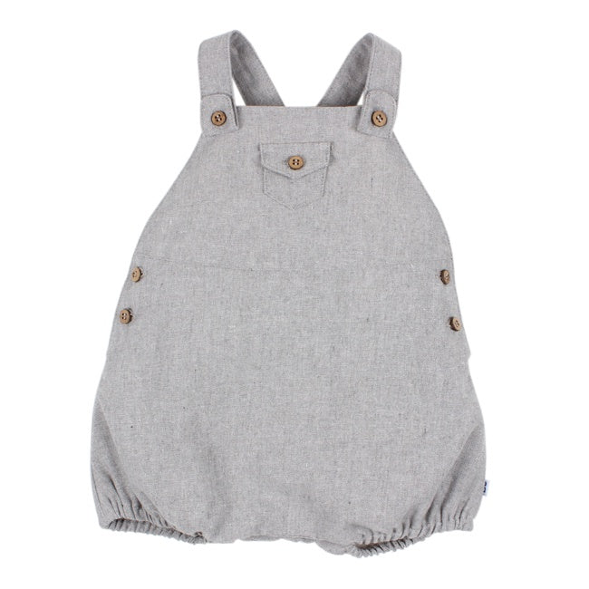 Baby Boys Vintage Crossover Overalls Bebe Ashton