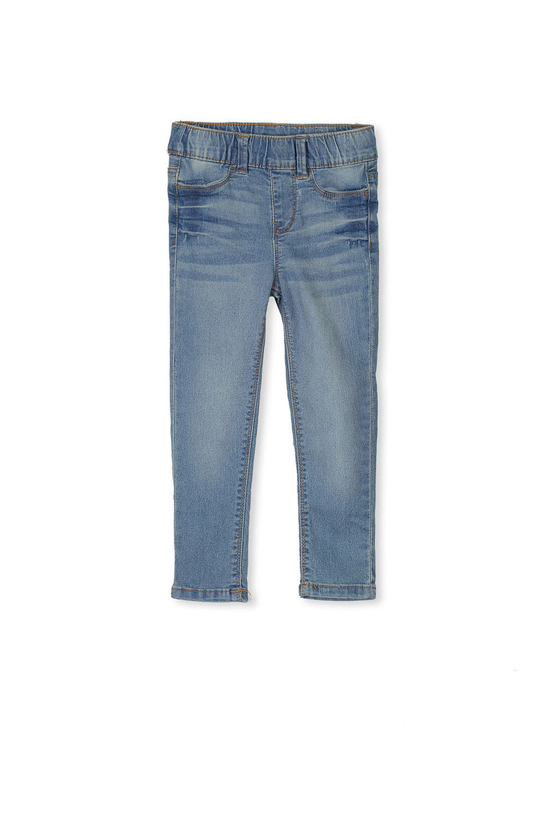 Baby Girls Denim Jeggings