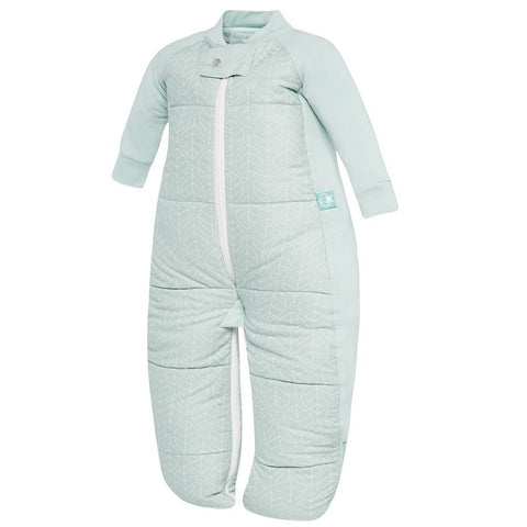 Ergopouch Sleep Suit Bag 3.5 Tog Mint