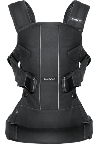 BabyBjorn One Carrier Black