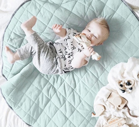Mister Fly Quilted Playmat