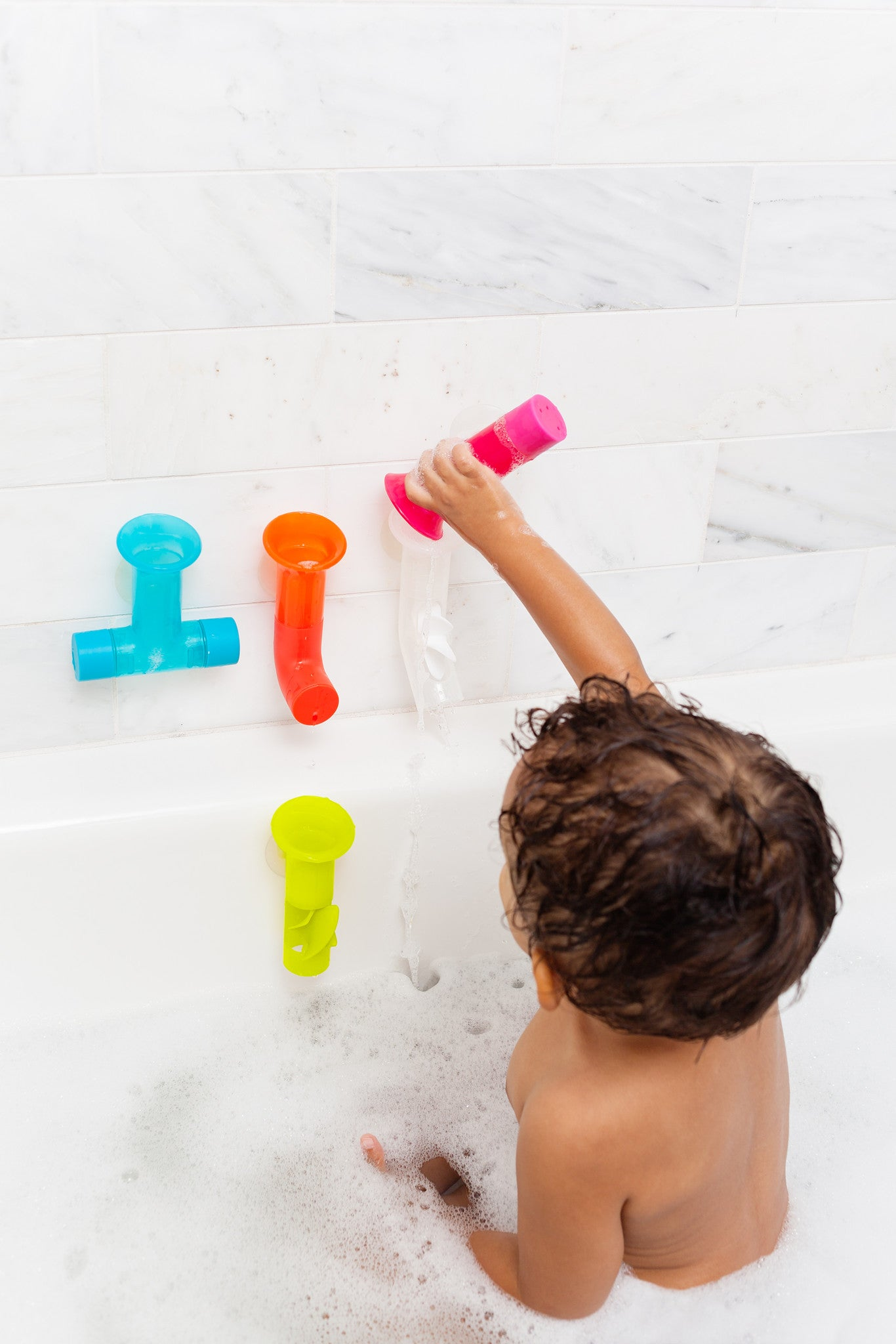 Boon Pipes Baby Toddler Bath Toy