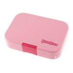 Yumbox Panino Leakproof Bento Lunch Box - Gramercy Pink 4 Compartment