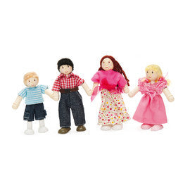 Le Toy Van My Doll Family (Set of 4)