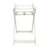 Bebe Care White Moses Basket Stand