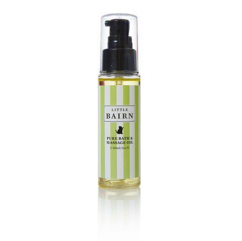 Organic Baby Bath & Massage Oil