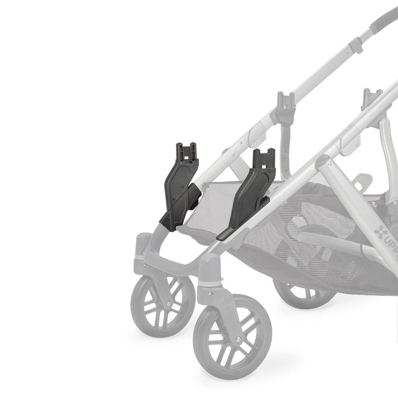 UPPAbaby Vista 2015 Lower Adapter (for double configuration) 2 pack